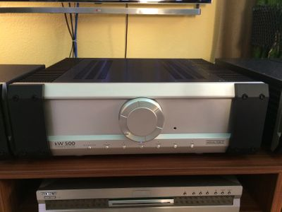 Used Musical Fidelity KW 500 Integrated amplifiers for ...