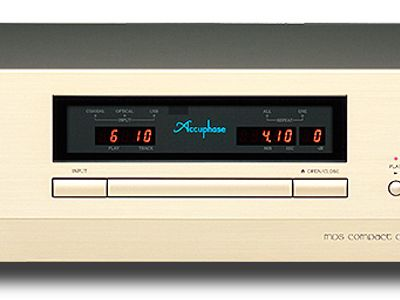 Accuphase DP-410