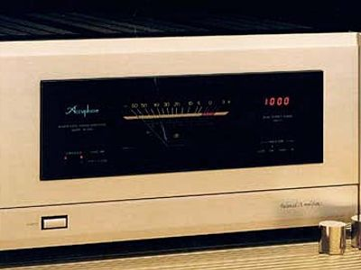 Accuphase M-1000