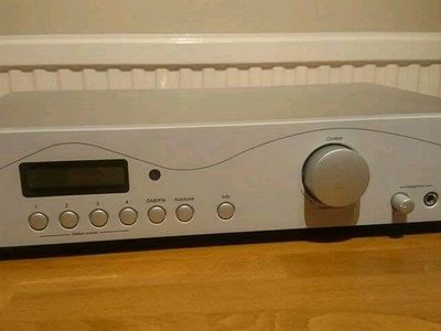 used dab fm tuner for sale. Black Bedroom Furniture Sets. Home Design Ideas