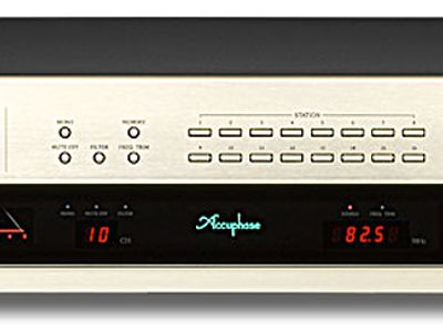 Accuphase T-1000