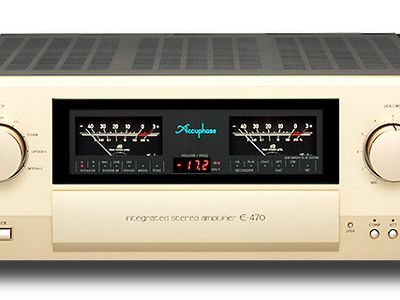 Accuphase E-470