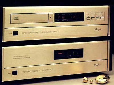 Accuphase DC-81