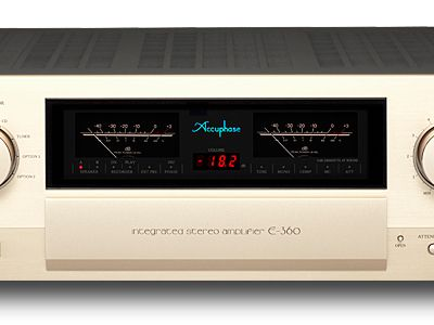 Accuphase E-360