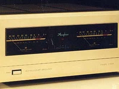 Accuphase P-500L