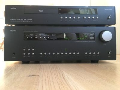 Used arcam dv for sale - Arcam diva dv139 ...