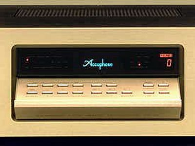 Accuphase DC-91