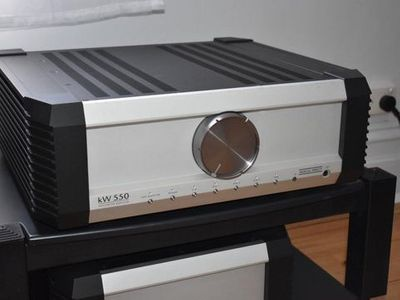 Used musical fidelity kw for Sale