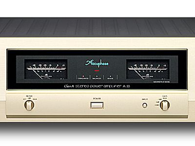 Accuphase A-35