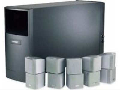 Used Bose Acoustimass 15 Speaker systems for Sale  674889aefa21f