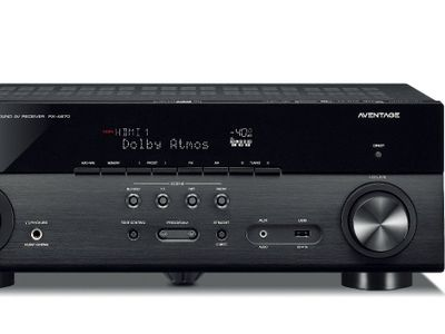 used yamaha rx v670 surround sound receivers for sale. Black Bedroom Furniture Sets. Home Design Ideas