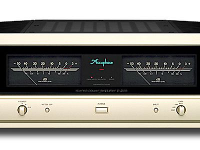Accuphase P-4100