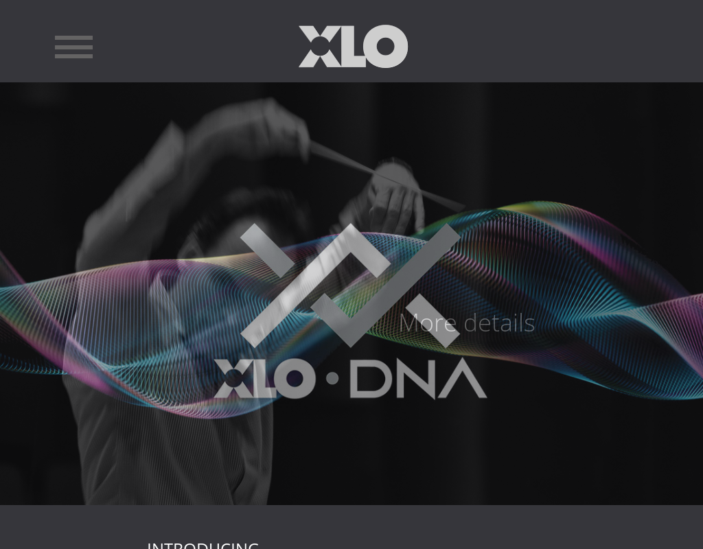 XLO homepage