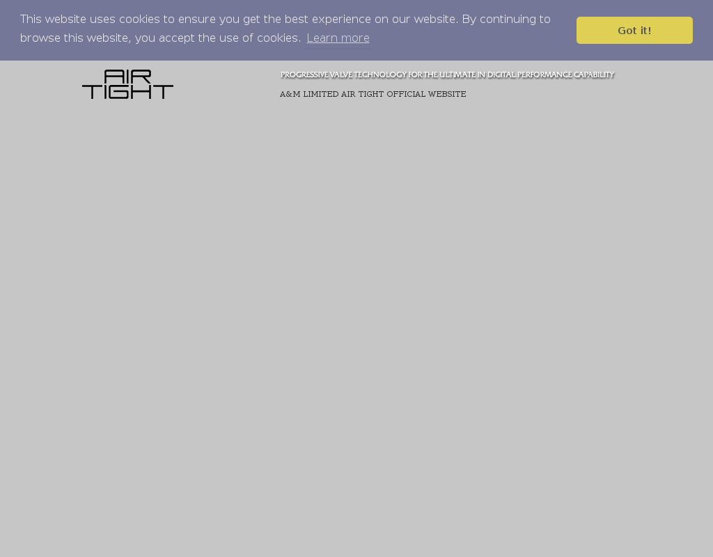 Air Tight homepage